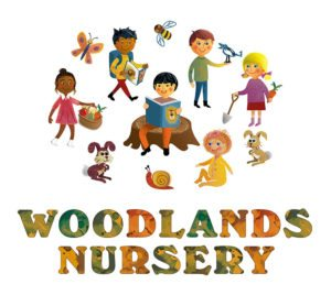 Woodlands Nursery Logo